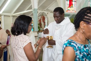 Celebrating the Holy Eucharist